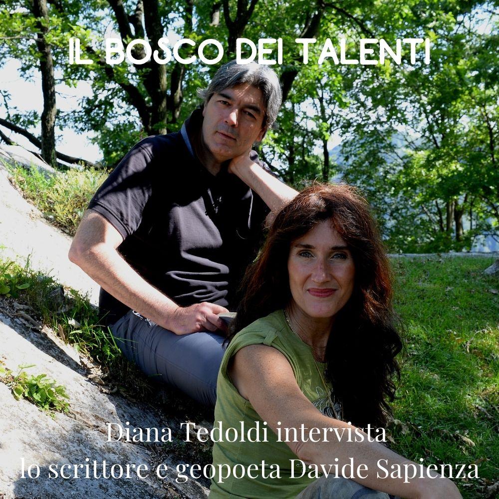 Diana Tedoldi con Davide Sapienza
